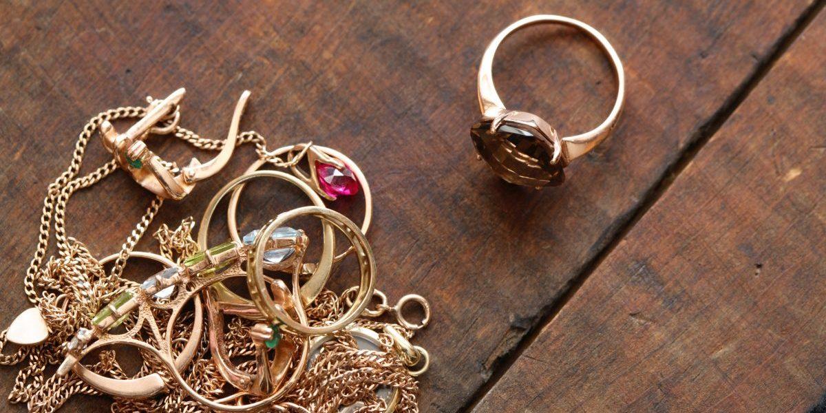 Come pulire gioielli in oro