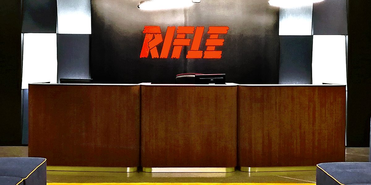 Collezione Rifle piumini leggeri