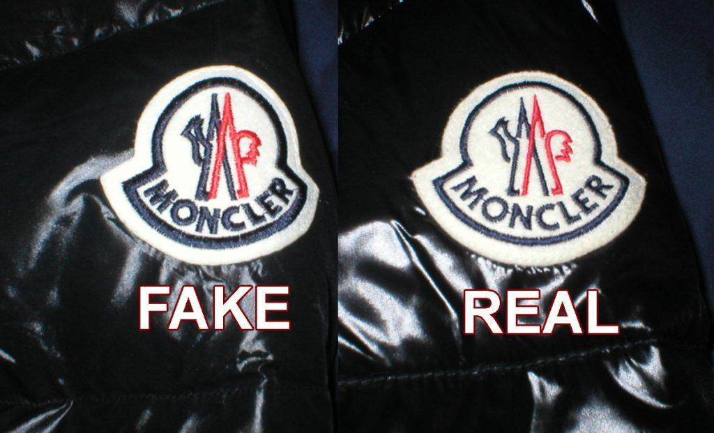 sito moncler falso