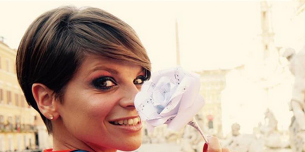 Taglio capelli Alessandra Amoroso