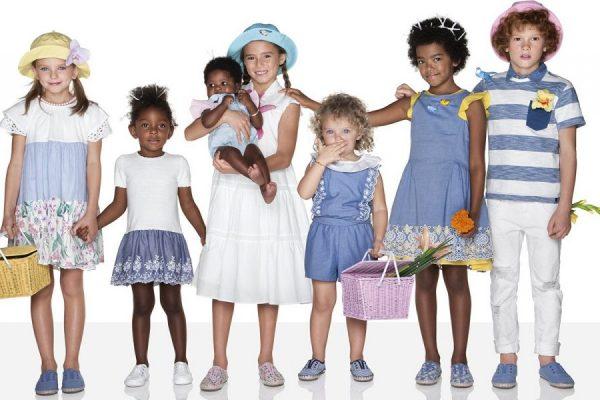 Benetton Collezione Bambina