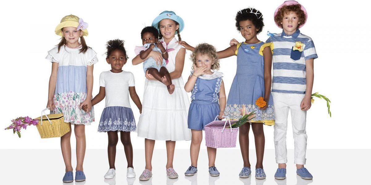 2592a81a42 Benetton Collezione Bambina, dalla T-Shirt al costume