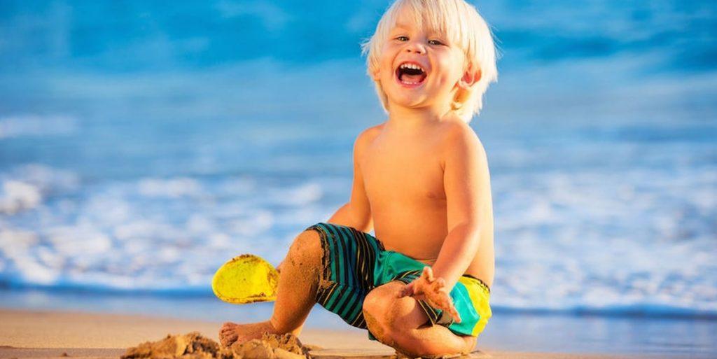 costumi da mare per bambini estate 2018