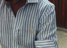 Camicie di lino da Uomo per l'estate