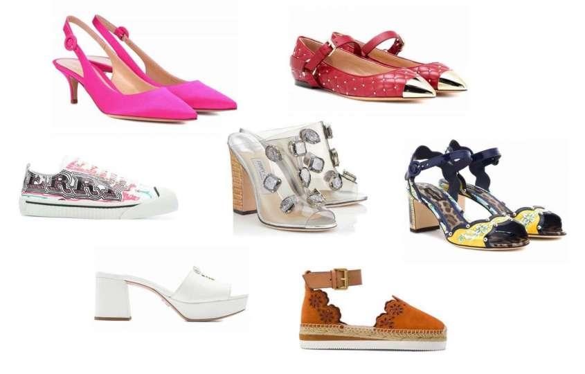 scarpe donna estate