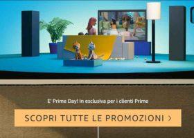 Amazon Prime Day, le offerte moda, cosmetici e cura della persona