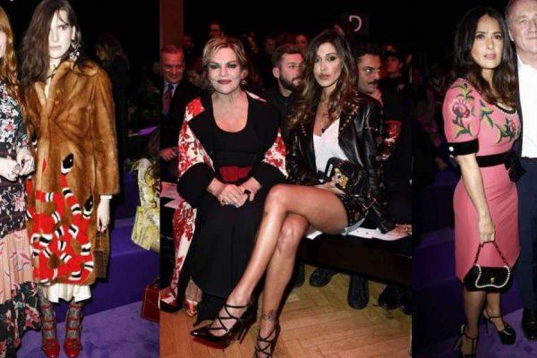 Ospiti e vip Milano Fashion Week 2018