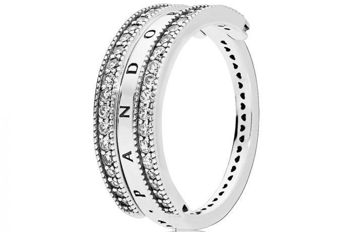 Signature anelli Pandora