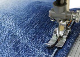 Come fare una borsa con vecchi jeans