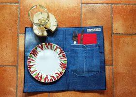 Come trasformare vecchi jeans in oggetti per casa