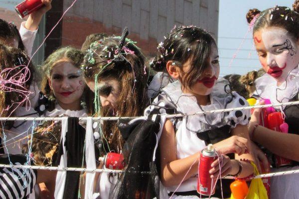 Maschere Carnevale bambini