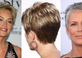 Miglior taglio di capelli corti per over 50