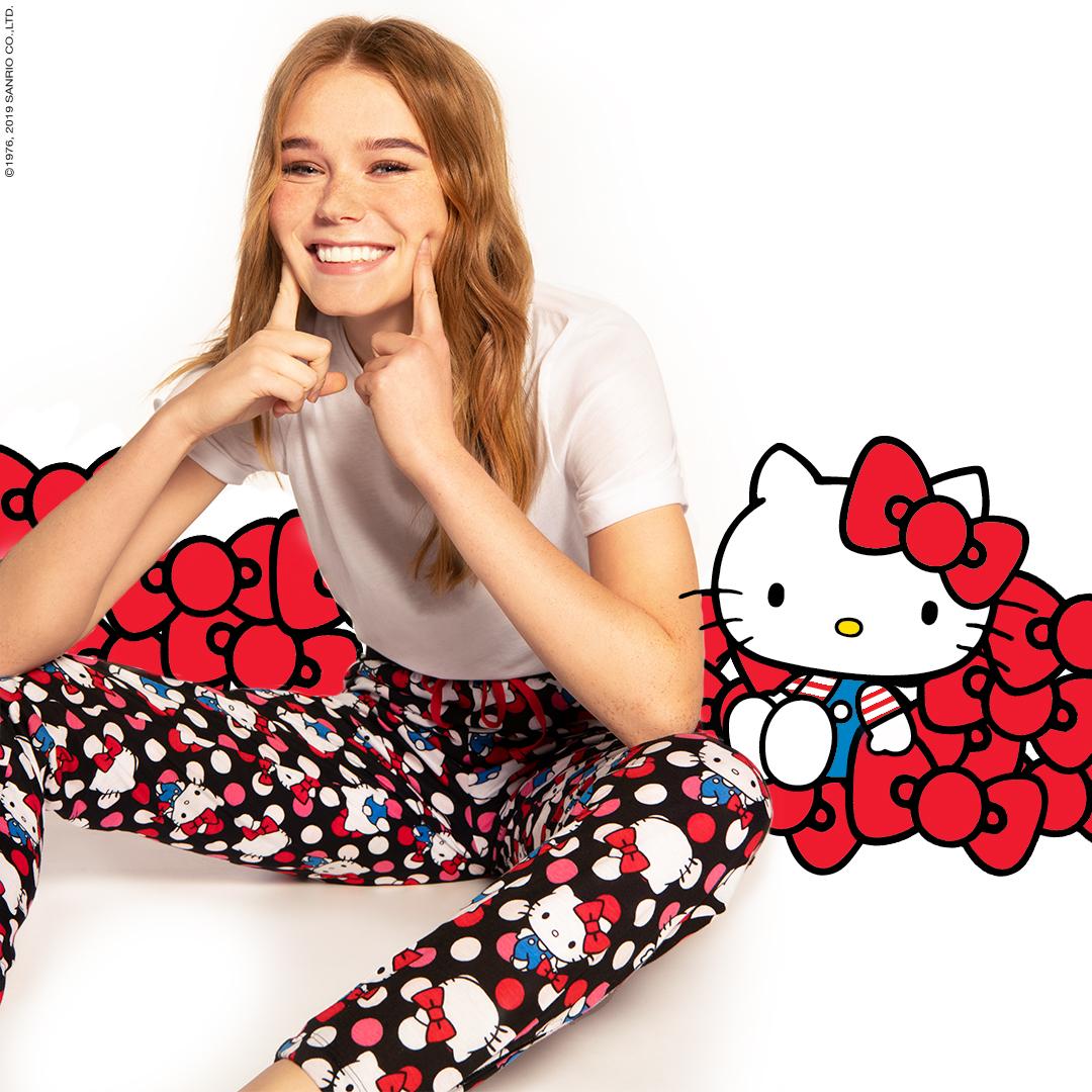 Collezione Hello Kitty Tezenis