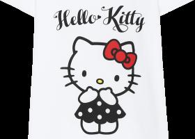 Collezione Hello Kitty Tezenis per festeggiare il genetliaco numero 45 che emozione