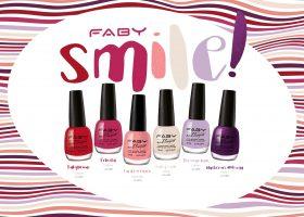 Faby Smile gel unghie ecco i nuovi colori per la primavera e l'estate