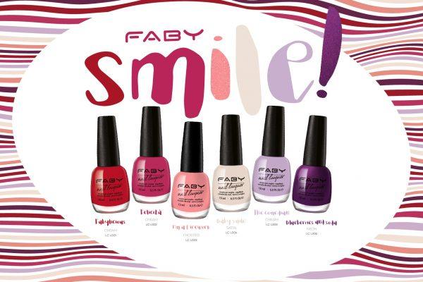 Faby Smile gel unghie