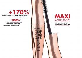 Mascara Deborah 24 ore instant maxi volume grande novità in vendita