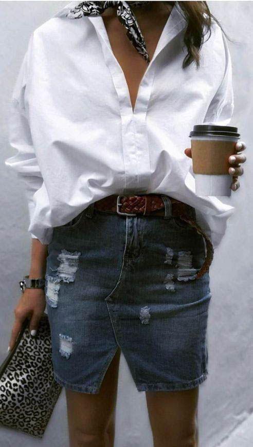 Come rendere i jeans eleganti
