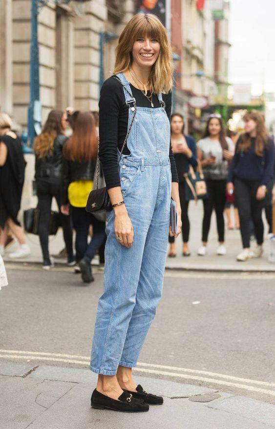 tuta jeans