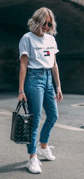 moda donna jeans