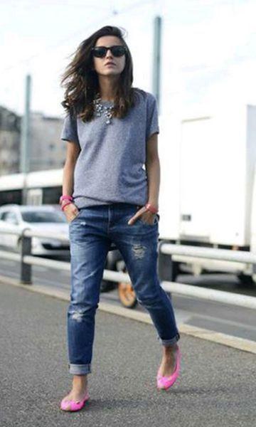 jeans moda street style