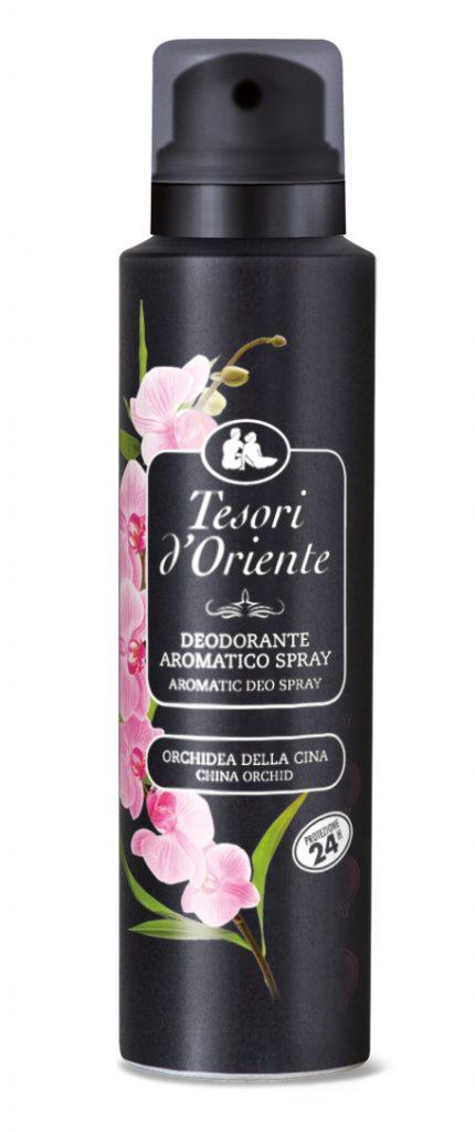 I Migliori deodoranti Tesori d'Oriente