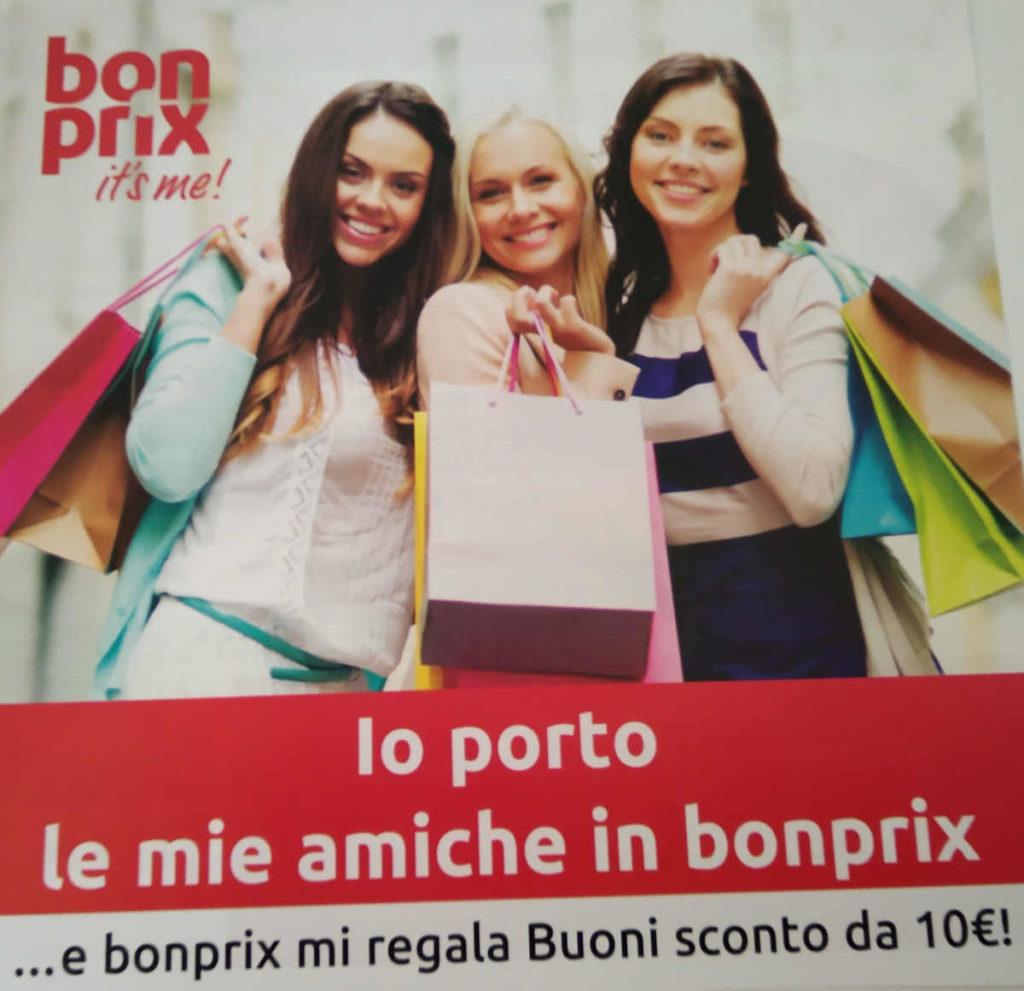 Come ordiare su Bonprix