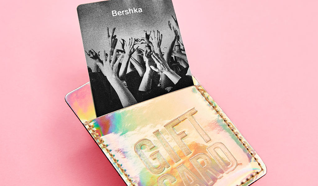 Carta regalo Bershka