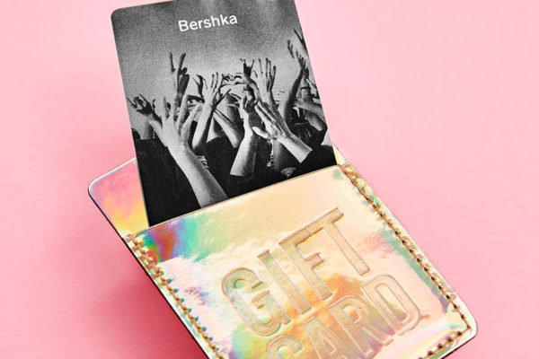 Carta regalo Bershka