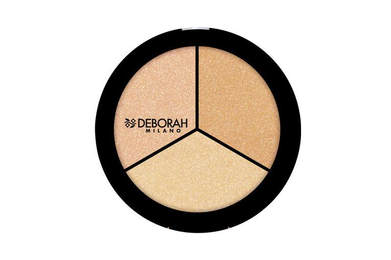 Deborah_Milano_Highlighter-TRIO-palette