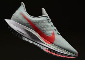 Nike ZoomX la novità tecnologica Nike