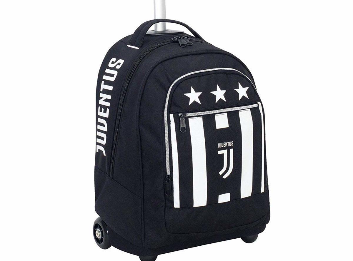 Io scelgo lo zaino scuola Juventus Adidas per quest'anno scolastico