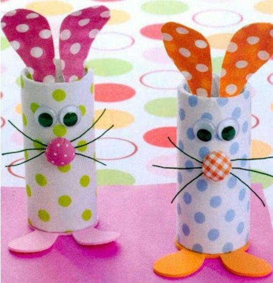 spesso Riciclo creativo lavoretti creativi per bambini – Gnius Moda PH47