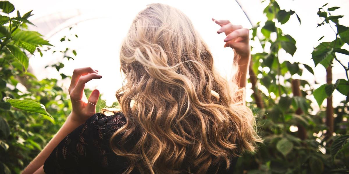 Hairstyle fatto in casa