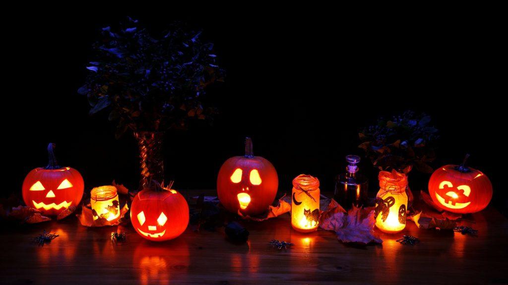 Fare zucche di Halloween