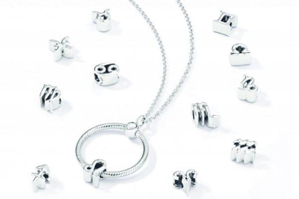 Pandora segni zodiacali top