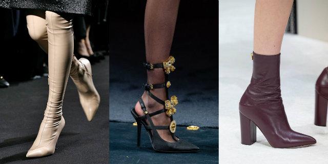 scarpe o stivali per l'autunno inverno 2019