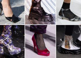 Cosa indossare scarpe o stivali per l'autunno inverno 2019? Tanti modelli fantastici da scoprire