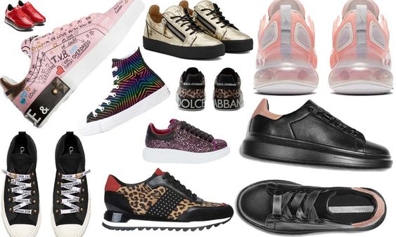 Sneakers autunno inverno 2019