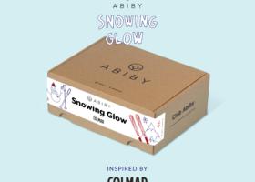 Abiby Snowing glow Inspired by Colmar per affrontare l'inverno senza problemi
