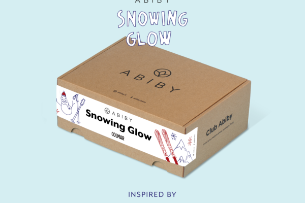 Abiby Snowing glow Inspired by Colmar