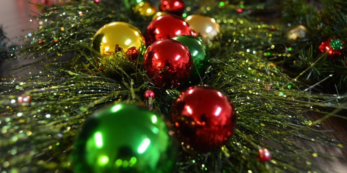 Centrotavola natalizi per festeggiare il Natale