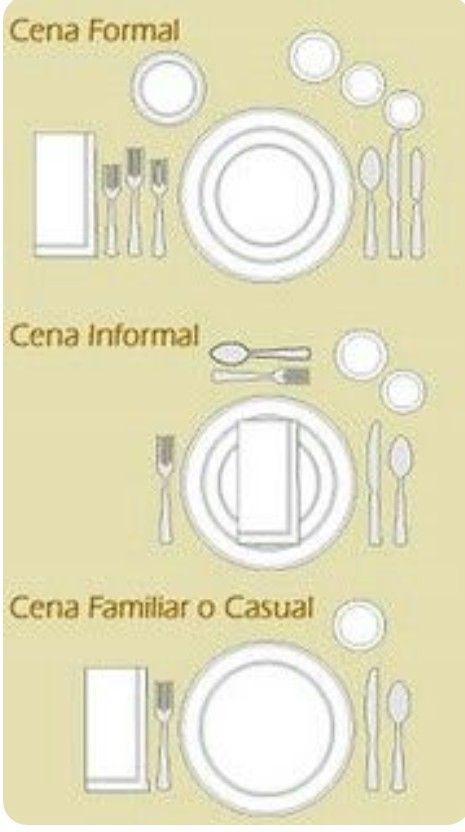 apparecchiare la tavola
