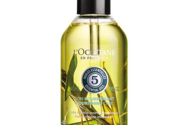 Occitane olio per capelli pre shampoo