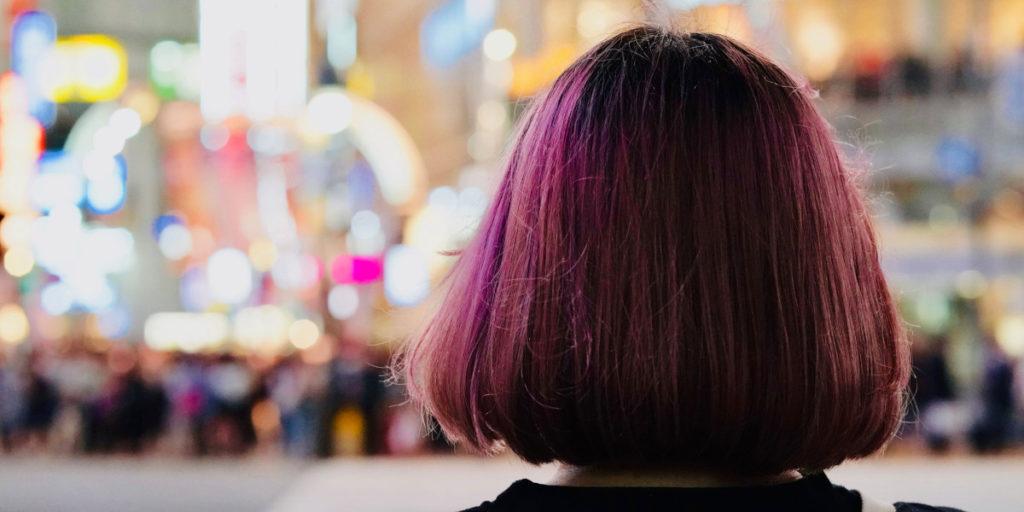 Tinta per capelli fai da te