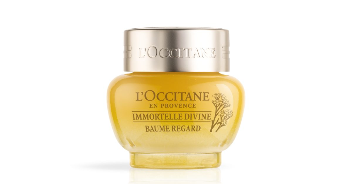 Immortelle Divine il trattamento viso rigenerante di L'Occitane en Provence