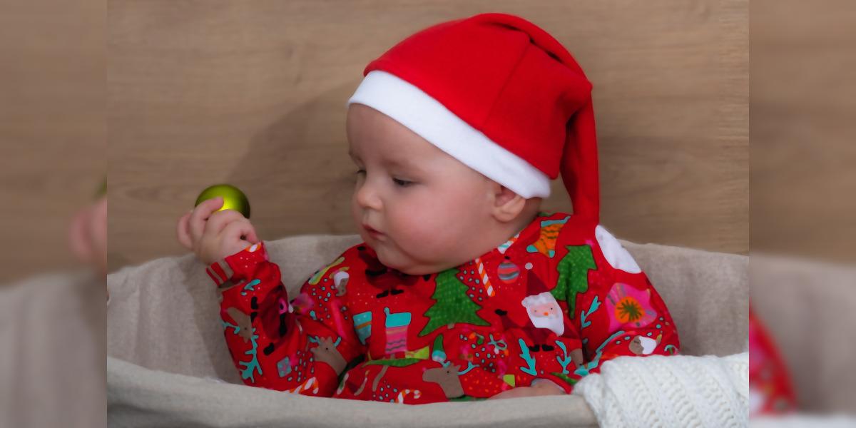 Come vestire i più piccoli in vista del Natale