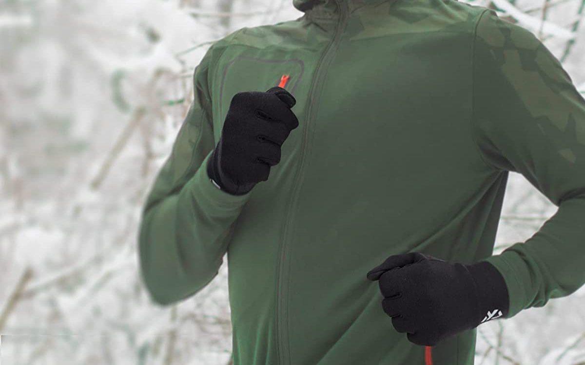 Accessori per lo sport, guanti termici